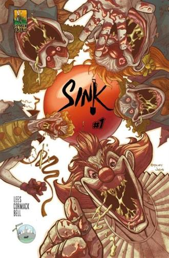 SINK #1 COLLECTOR CAVE JOE MULVEY VARIANT