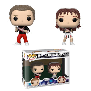 Funko Pop! Saturday Night Live - Spartan Cheerleaders 2-Pack - Collector Cave