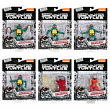 TMNT ORIGINAL COMIC BOOK ACTION FIGURES LIMITED EDITION BUNDLE PACK