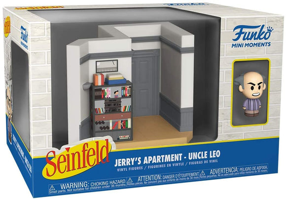 Funko Mini Moments - Seinfeld - Uncle Leo (Ships June 2021)