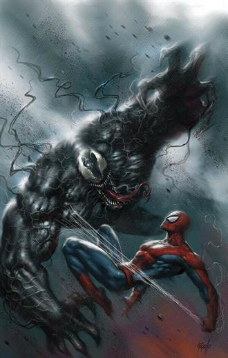 VENOM #21 PARRILLO VIRGIN VARIANT