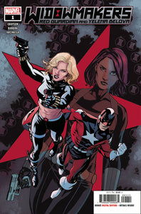 WIDOWMAKERS RED GUARDIAN YELENA BELOVA #1 SAMNEE MCU VAR
