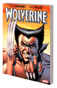 WOLVERINE BY CLAREMONT & BUSCEMA #1 FACSIMILE EDITION