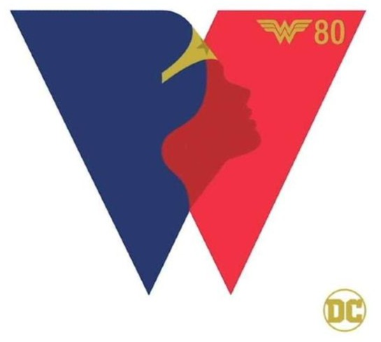 Funko Pop! Wonder Woman 80th Anniversary - Wonder Woman (Black Lantern) (Ships July 2021)