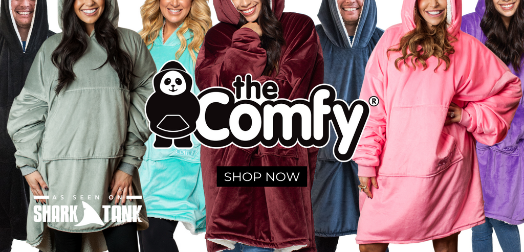 original comfy blanket sweatshirt