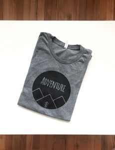 Adventure, Short-Sleeve Unisex T-Shirt