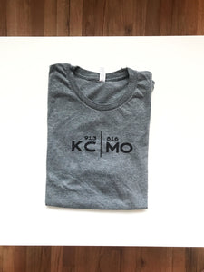 KCMO, Short-Sleeve Unisex T-Shirt