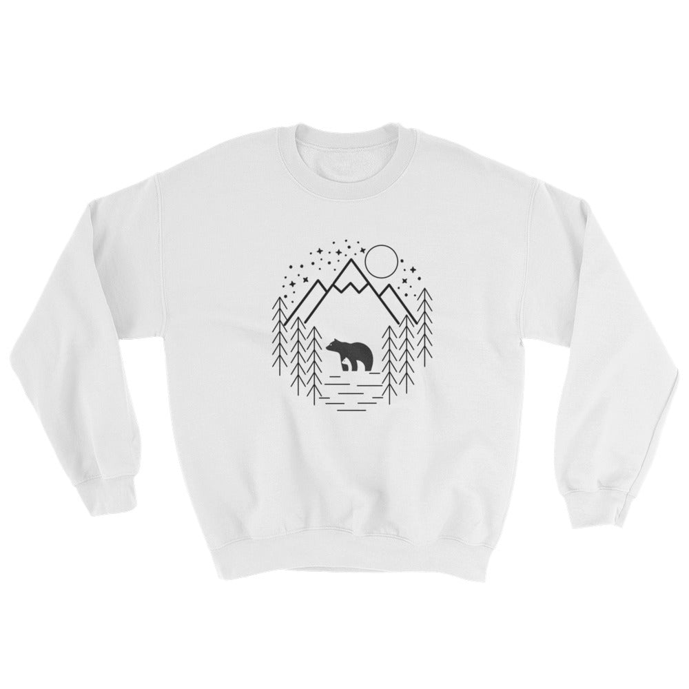 Wilderness, Sweatshirt