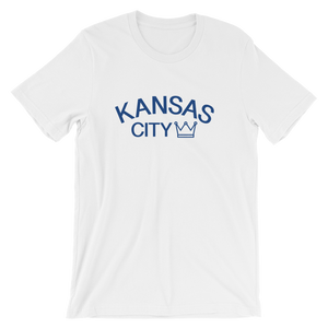 KC Crown Short-Sleeve Unisex T-Shirt