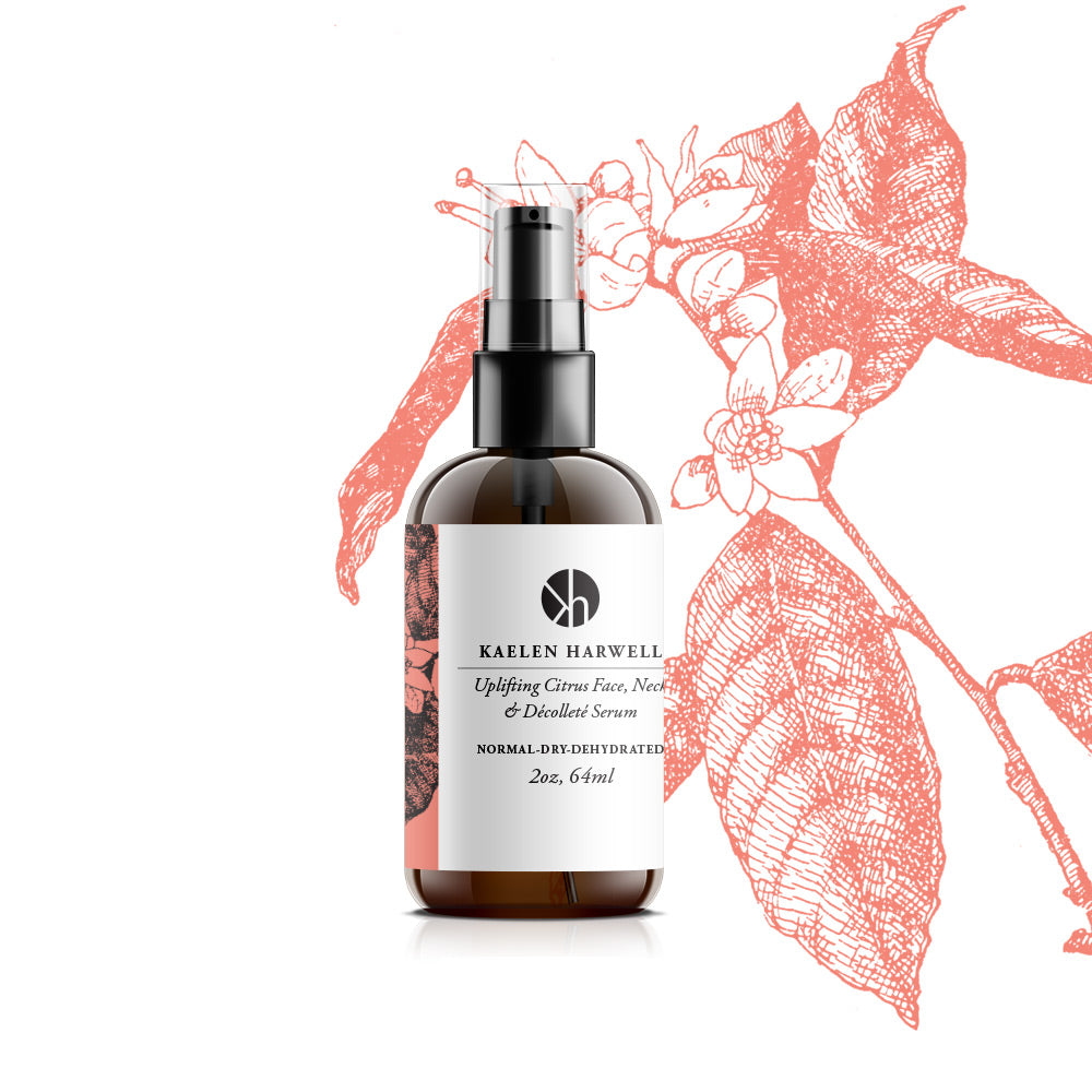 Uplifting Citrus Face, Neck and Decollote Serum