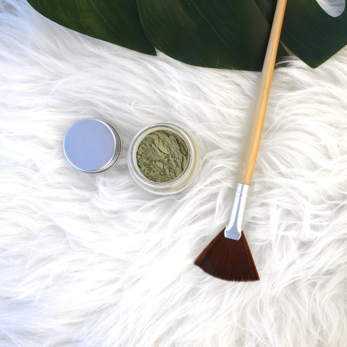 DIY DETOX MASK - 'MATCHA MINT'
