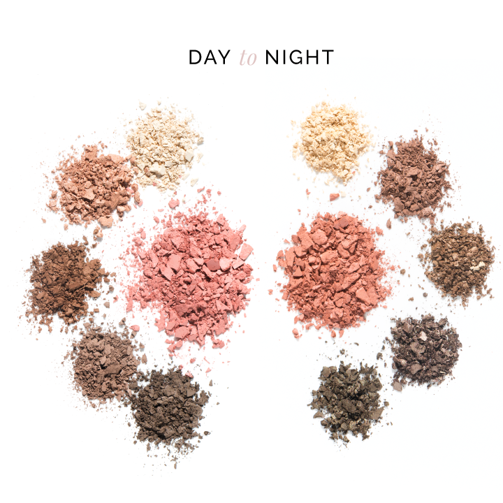 Day + Night Makeup Palette