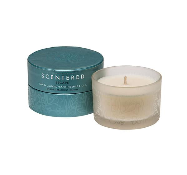 Escape Travel Aromatherapy Candle
