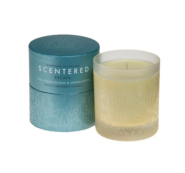 Escape Home Aromatherapy Candle