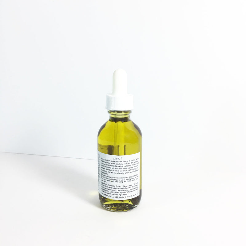 ELIXIR: ORGANIC FACIAL OIL