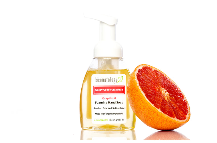 Goody Goody Grapefruit Foaming Hand Soap