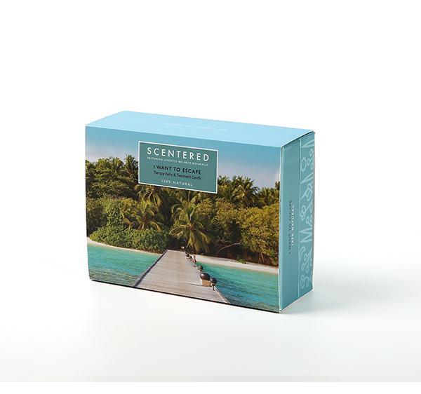 I Want To Escape Gift Set