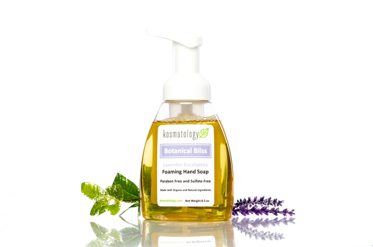 Botanical Bliss Foaming Hand Soap