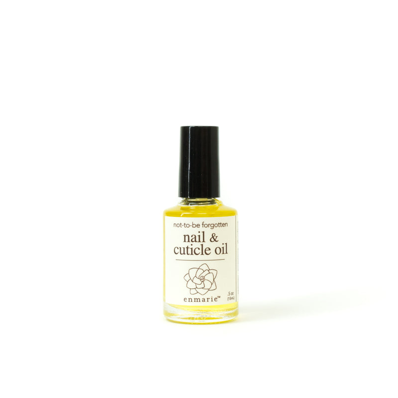 Not-to-be-forgotten Nail & Cuticle Oil