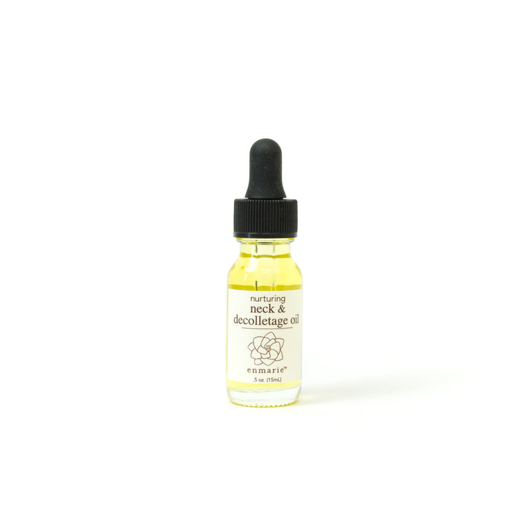 Nurturing Neck & Decolletage Oil