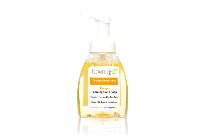 Orange Sweetness Foaming Hand Soap