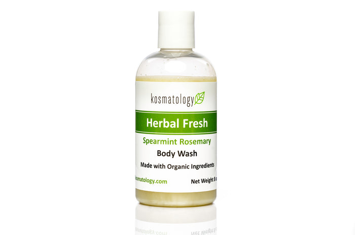 Herbal Fresh Body Wash