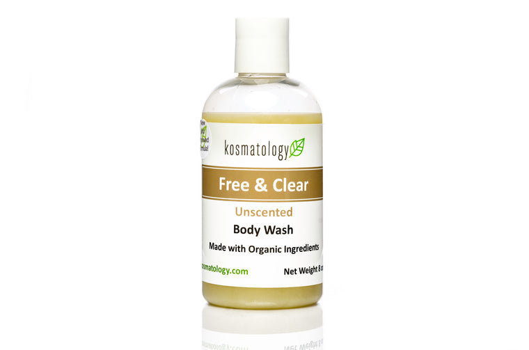 Free & Clear Body Wash