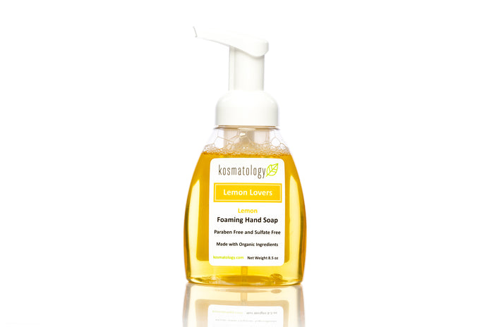 Lemon Lovers Foaming Hand Soap
