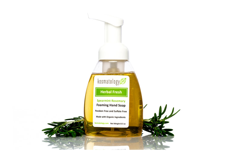 Herbal Fresh Foaming Hand Soap