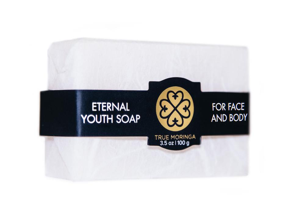 ETERNAL YOUTH FACIAL + BODY SOAP