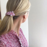 Bloom Pink Barrette