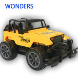 Jeep large remote control cars