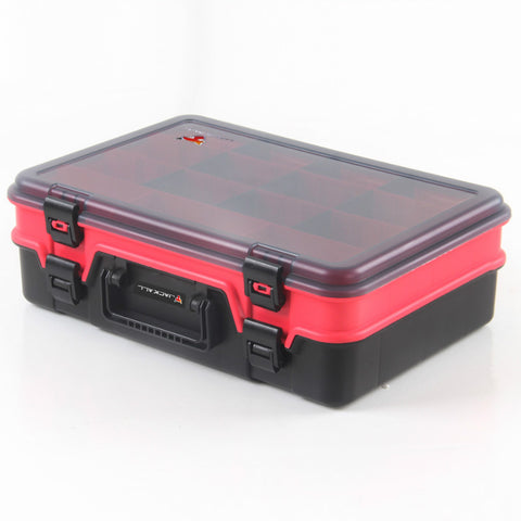 Multifunctional Waterproof Fishing Tackle Storage -Plastic Box