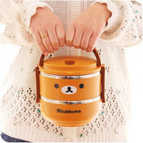 Bear Food Thermo Lunch Box - For Kids