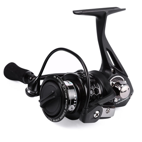 Aluminum Spinning Fish Reel