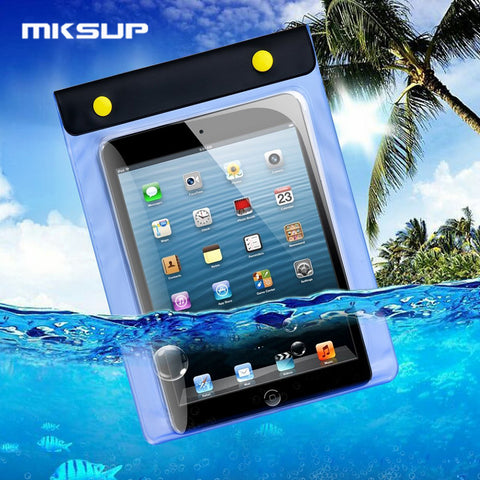 Waterproof Bag  -   Protective Case Cover for I Pad