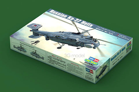 RUSSIAN KA-27 HELIX   model kits -1/48 scale
