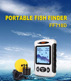 LCD Portable Fish Finder  100M Fish Detector for Ice Fishing