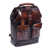 FILDENS  leather tote bags - handmade genuine leather