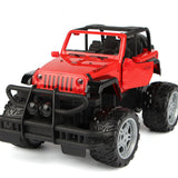 Electric RC JEEP