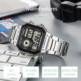 Casio Watches- Luxury Men Sports