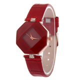 Jewel Gem Cut Wristwatches