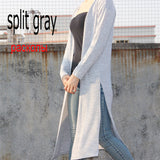 Casual Long Sweater -Plus Size 10 colors