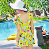 4 Colors -Women's Swimsuits Modest