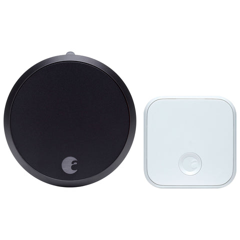August Wi-Fi Smart Lock Pro + Connect
