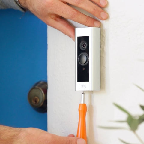Ring Video Doorbell Installation