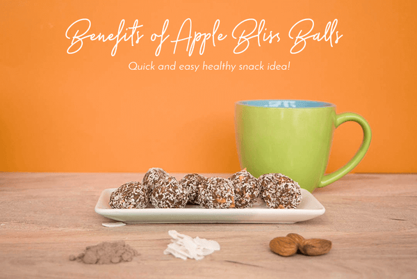 Benefits of Apple Bliss Balls - The Perfect Snack for Fall
