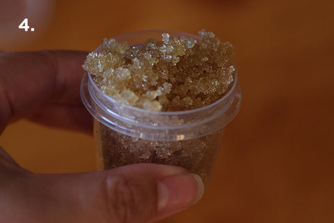 Step 4 - DIY Sugar Scrub