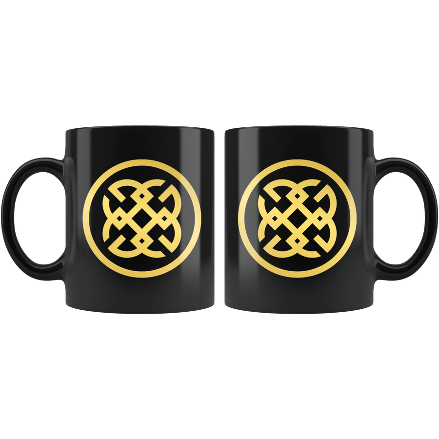 Gemdelux | Black Mug | Coffee Mugs | Unique mugs