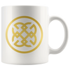Gemdelux | White Mug | Coffee Mugs | Unique mugs